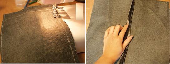 Como hacer un bolso de cuero fácilmente con moldes3