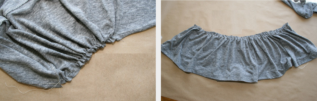 como-hacer-un-vestido-de-volados-con-dos-camisetas5