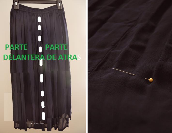 Como hacer una falda asimétrica2
