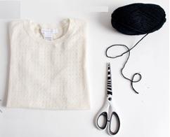 Como personalizar camisetas con bordados simples3
