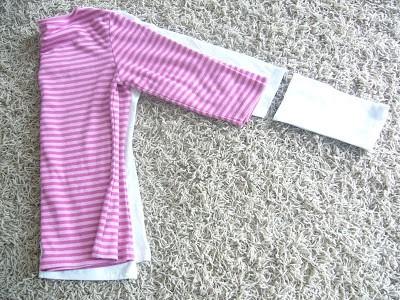 Como renovar camisetas manga larga con arruchados3