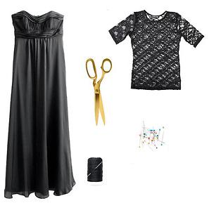 Como renovar viejos vestidos2