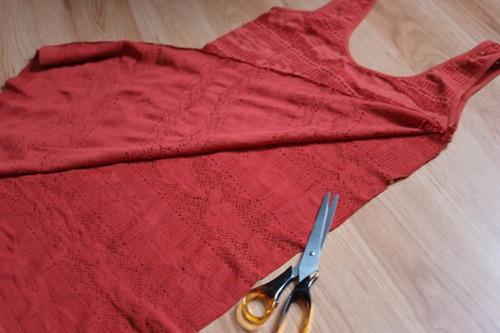 Como transformar franelillas en vestidos casuales3