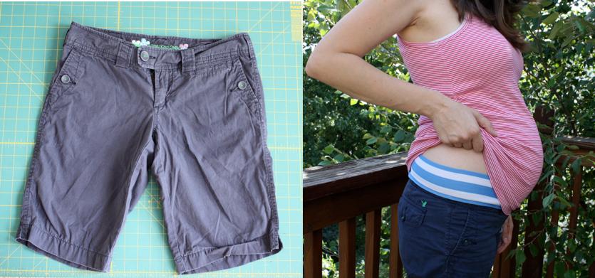 Como agrandar pantalones en la cintura ¡Ideal para embarazadas!1