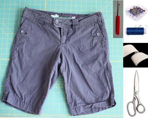 Como agrandar pantalones en la cintura ¡Ideal para embarazadas!2