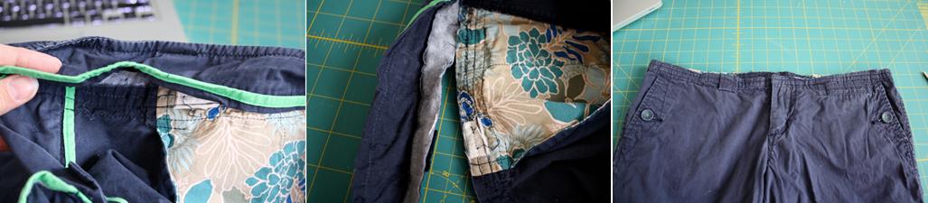 Como agrandar pantalones en la cintura ¡Ideal para embarazadas!3