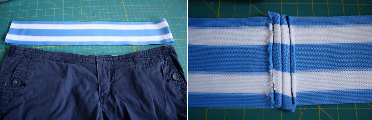 Como agrandar pantalones en la cintura ¡Ideal para embarazadas!6