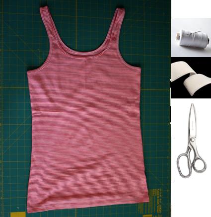 Como arruchar camisetas a los costados ¡Ideal para embarazadas!2