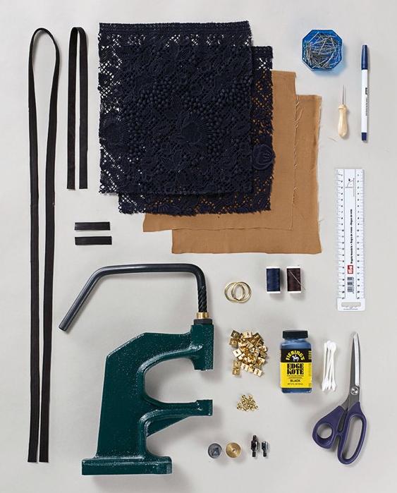 Como hacer un bolso de encaje fácil y rápido2