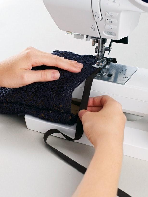 Como hacer un bolso de encaje fácil y rápido4