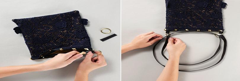 Como hacer un bolso de encaje fácil y rápido6