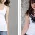 Como renovar camisetas sin mangas con encaje y botones facilmente