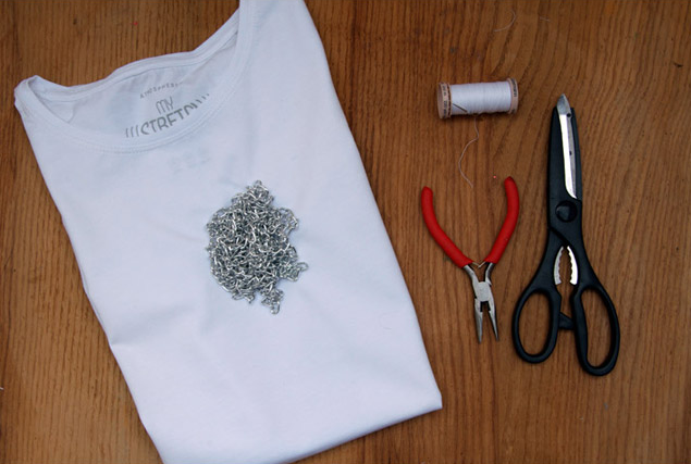 Como transformar camisetas en tops facil y rapido2