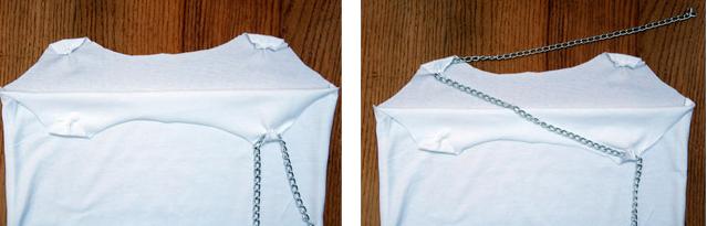 Como transformar camisetas en tops facil y rapido5