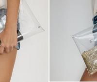 Como hacer un bolso de mano en plastico con moldes ¡Facil, lindo y muy practico!