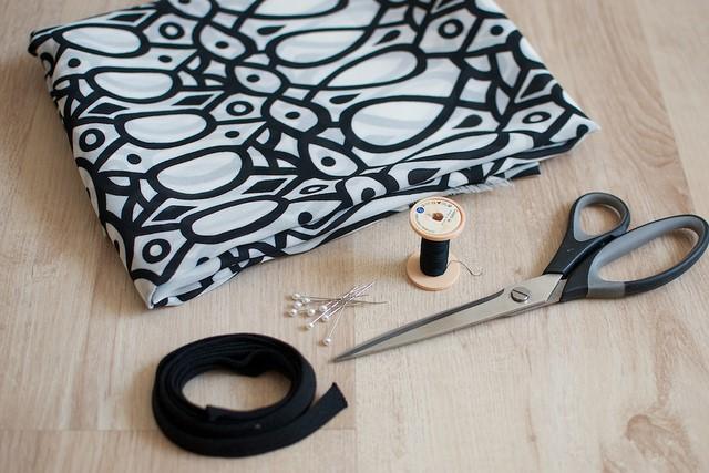Como hacer un pantalón Palazzo fácil y rápido2