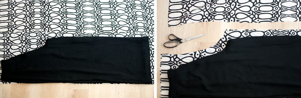 Como hacer un pantalón Palazzo fácil y rápido3