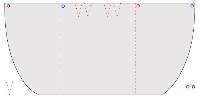 Como hacer una falda corte asimétrico con moldes fácilmente4