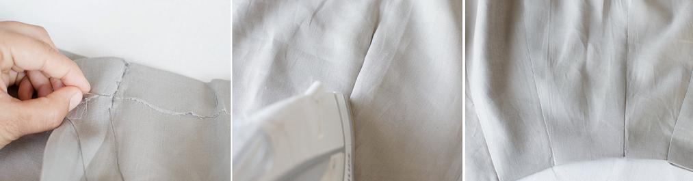 Como hacer una falda corte asimétrico con moldes fácilmente6