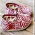 Como renovar zapatillas de tela con tapetes