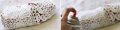 Como renovar zapatillas de tela con tapetes4