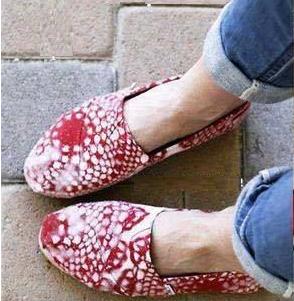 Como renovar zapatillas de tela con tapetes5