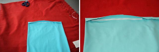Como hacer un vestido modelo tubo en solo 10 minutos5
