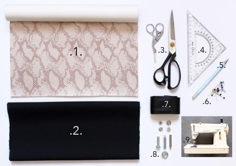 Como hacer una cartera modelo sobre ¡Ideal para llevar documentos!1