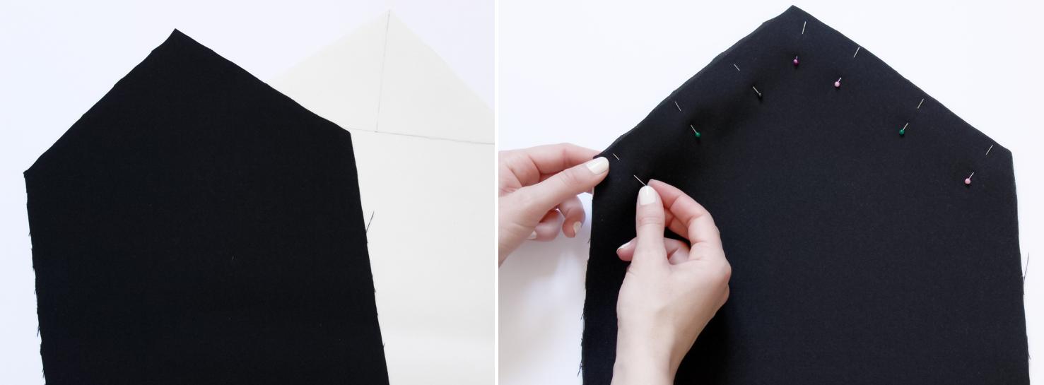 Como hacer una cartera modelo sobre ¡Ideal para llevar documentos!3