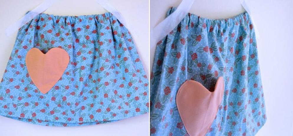 Como hacer una falda sencilla para niñas con patrones de todas las tallas1