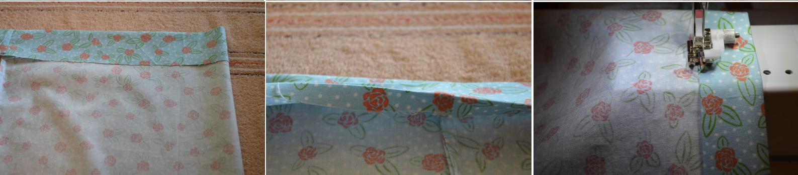 Como hacer una falda sencilla para niñas con patrones de todas las tallas4