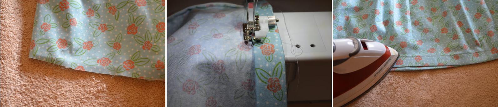 Como hacer una falda sencilla para niñas con patrones de todas las tallas7