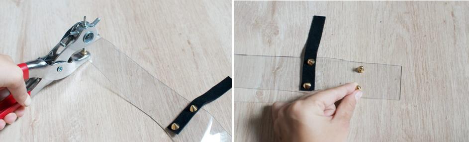 Como renovar tus zapatos con tiras de pvc en solo unos minutos4