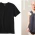 Como transformar camisetas en tops casuales