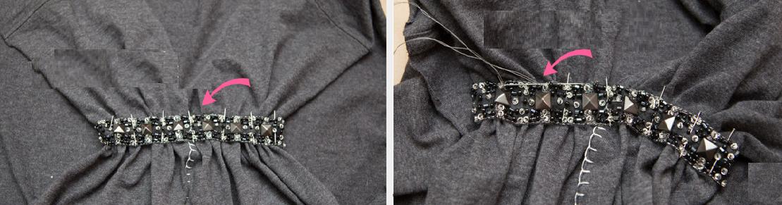 Como transformar camisetas en tops casuales9