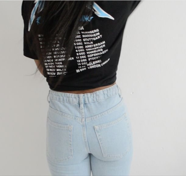 Como ajustar pantalones en la cintura sin alterar su forma6