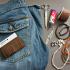Como hacer minibolsos bohemios con viejos jeans