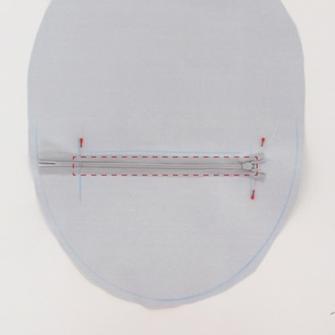 Como hacer un bolso de cintura fácil y rápido5