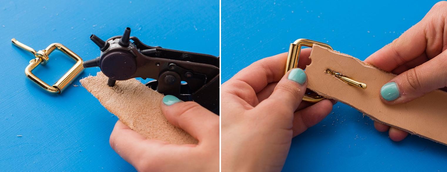 Como hacer un cinturón de cuero pasó a paso5