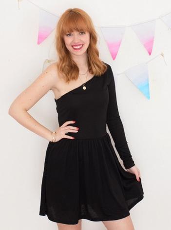 Como modernizar vestidos con simples pasos6