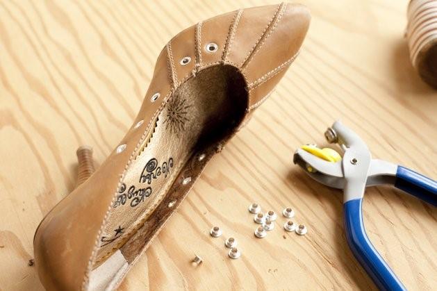 Como renovar calzado estirado por el uso5