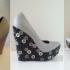 Como renovar las plataforma de zapatos con botones