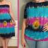 Como hacer blusas mangas bombachas con vestidos playeros en 3 simples pasos