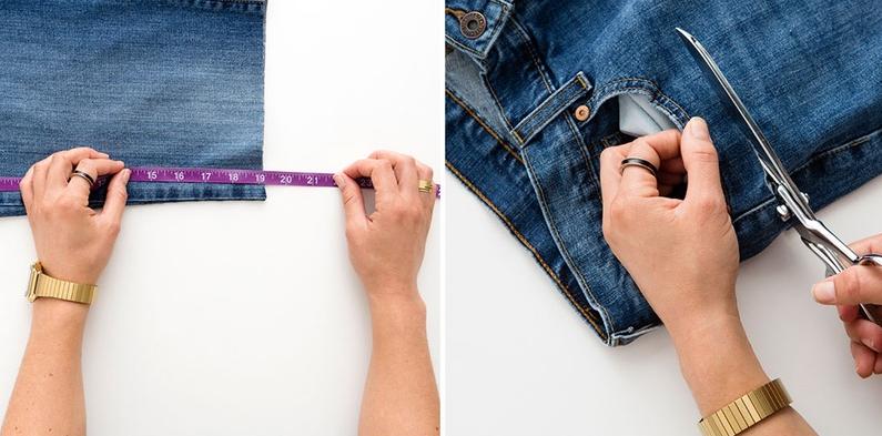 Como hacer bolsos extra grandes con jeans reciclados pasó a paso5