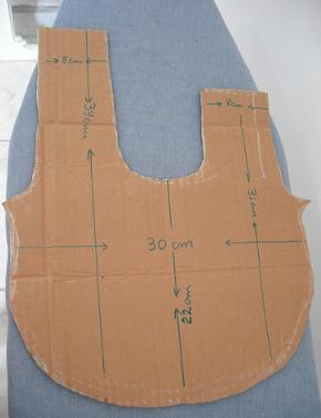 Como hacer un bolso japonés paso a paso ¡Con Moldes!2