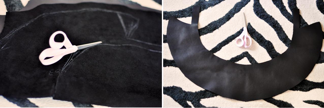 Como hacer un cinturón peplum en 3 simples pasos sin costuras3
