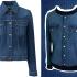 Como personalizar chaquetas de jeans con otras texturas en simples pasos