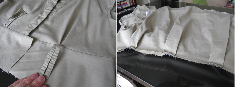 Como transformar blusones calurosos en coquetos vestidos de verano12