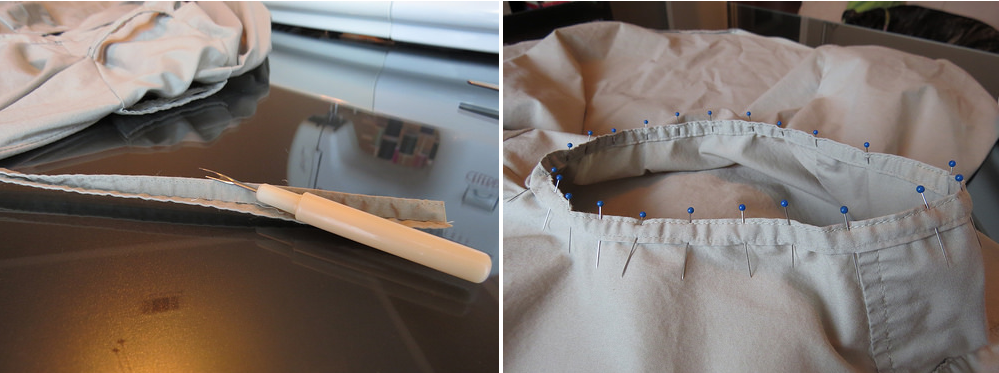 Como transformar blusones calurosos en coquetos vestidos de verano15