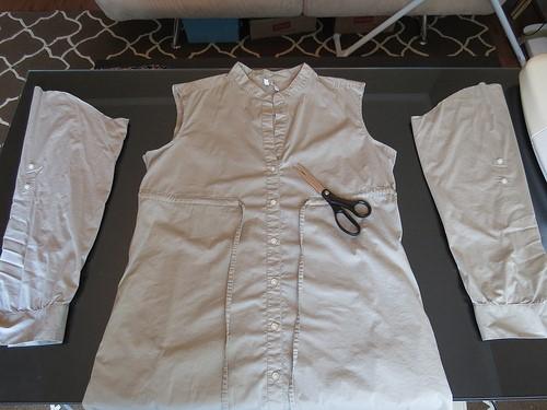 Como transformar blusones calurosos en coquetos vestidos de verano3
